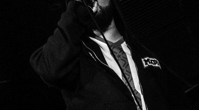 (Entrevue) David Gonzalez chanteur de Public Outsiders