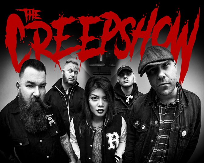 (Chronique) The Creepshow, un nouvel album réussi