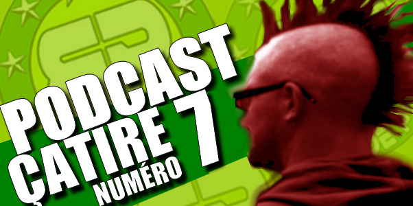 Podcast Çatire numéro 7