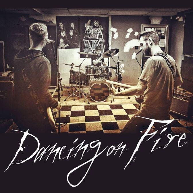 (Entrevue) Pour découvrir les gatinois Dancing On Fire