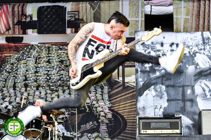 (Chronique) Anti-Flag, une rébellion acoustique?