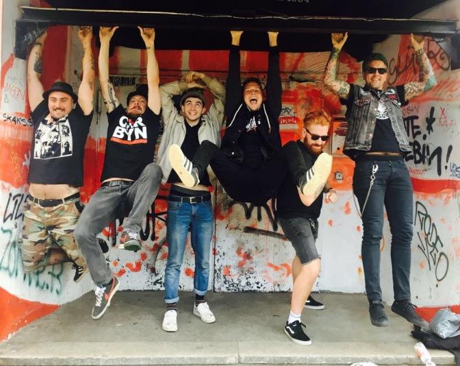 (Chronique) The Bar Stool Preachers à l'essence même du punk rock!