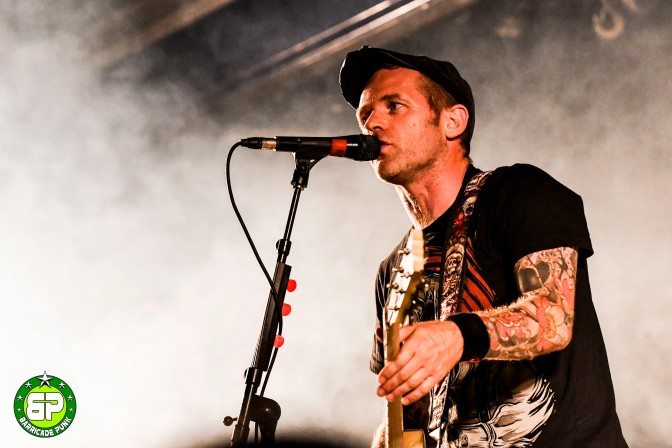 (Revue) Tagada Jones ou la chevauchée maîtrisée du punk hardcore. – 15 juillet, Montréal