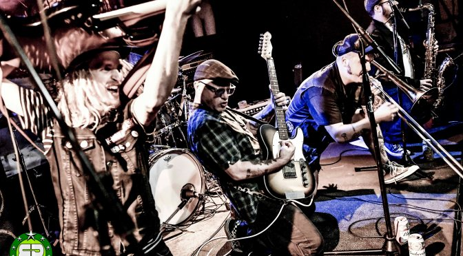(Photo) K-Man & The 45s à Sherbrooke