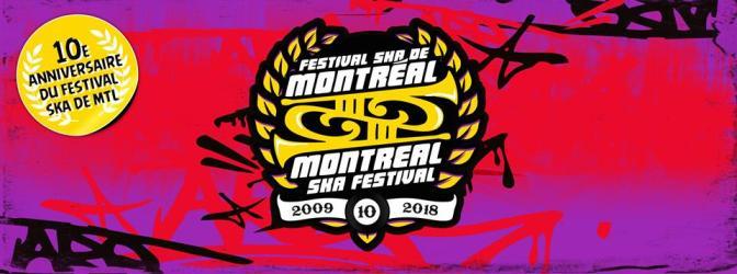 (Entrevue) Valérie du Montréal Ska Festival !