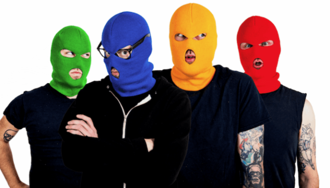 (Chronique) Masked Intruder, rehausser la sauce du pop punk criminel…