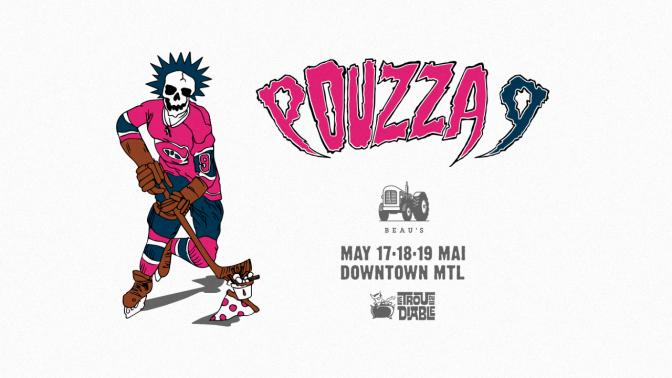 Peu importe ton style, le Pouzza 9, est là!